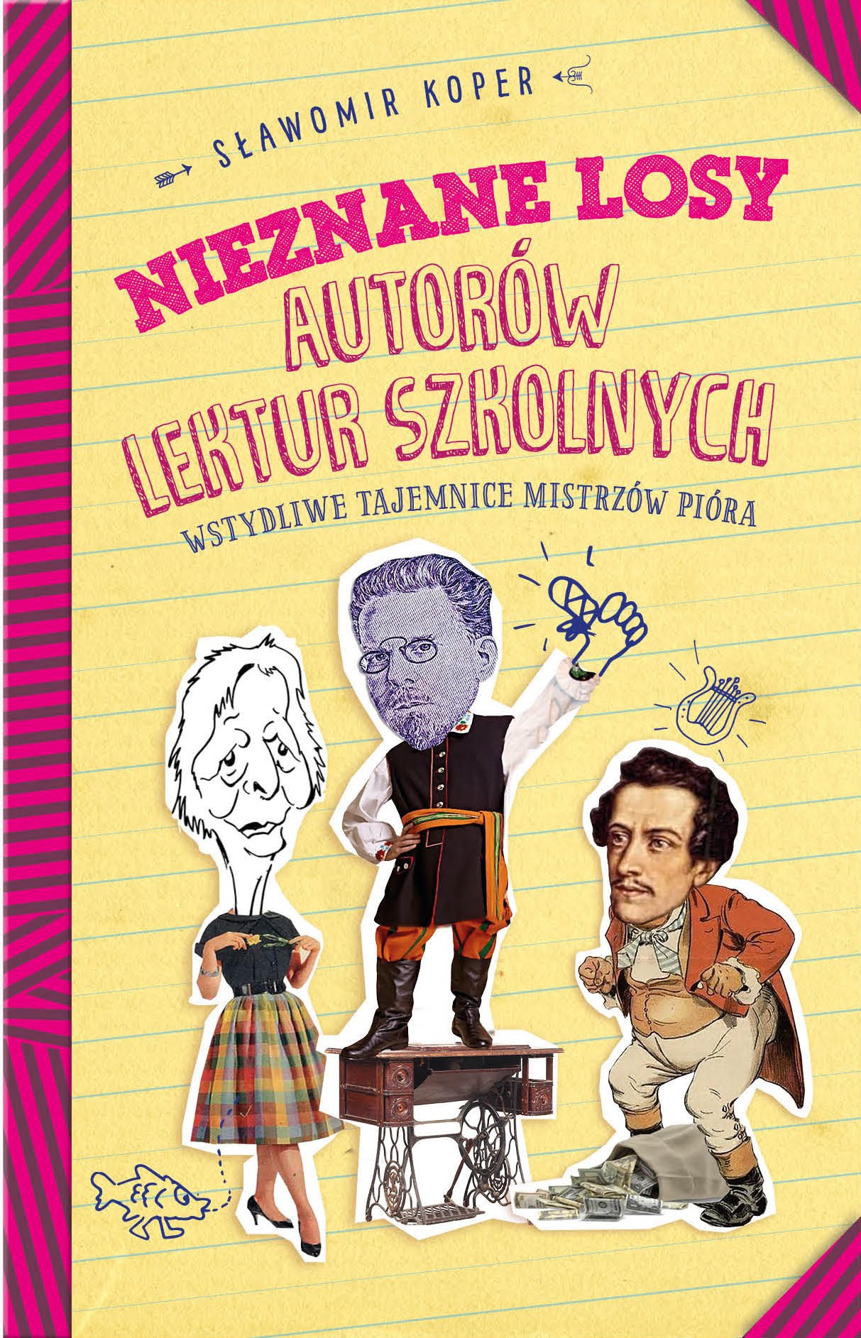 Nieznane losy autorów lektur szkolnych