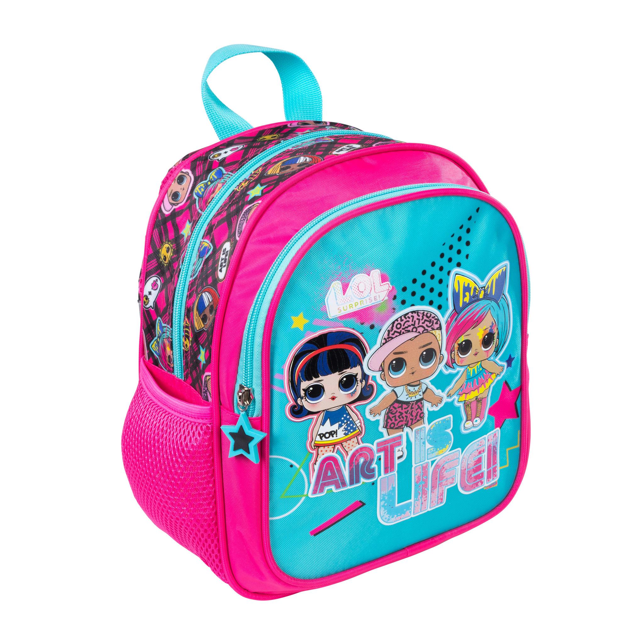Plecak przedszkolny L.O.L. Surprise!