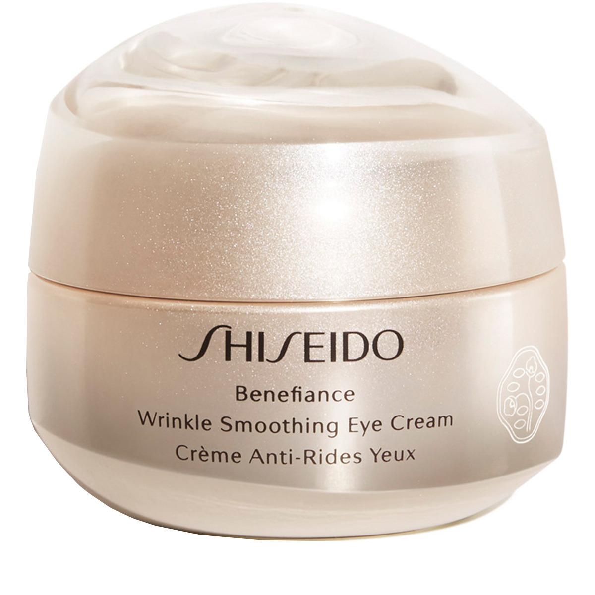 Benefiance Wrinkle Smoothing Eye Cream krem wygładzający zmarszczki pod oczy