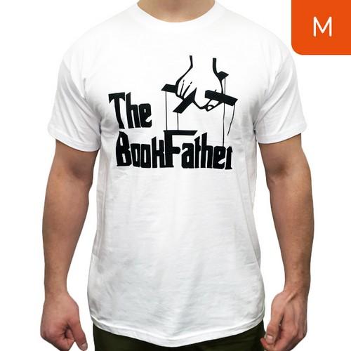 TanioKsiążkowa Koszulka męska, rozmiar M - The BookFather
