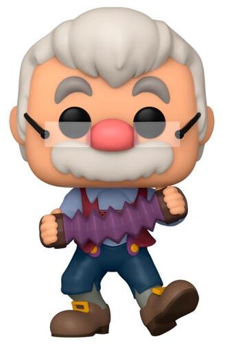 Funko POP Disney: Pinocchio - Geppetto (with Accordion)