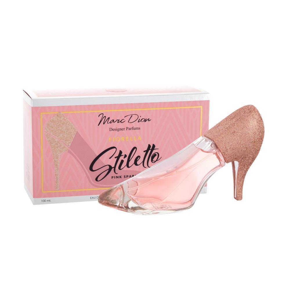 Woda perfumowana dla kobiet Fiorella Stiletto Pink Sparkle
