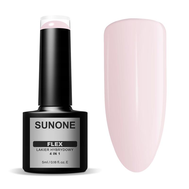 SUNONE_Flex 4In1 lakier hybrydowy 100 Pink