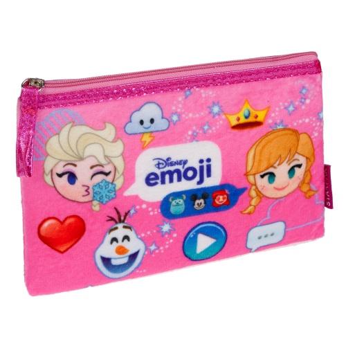 Piórnik saszetka pluszowy Emoji Frozen