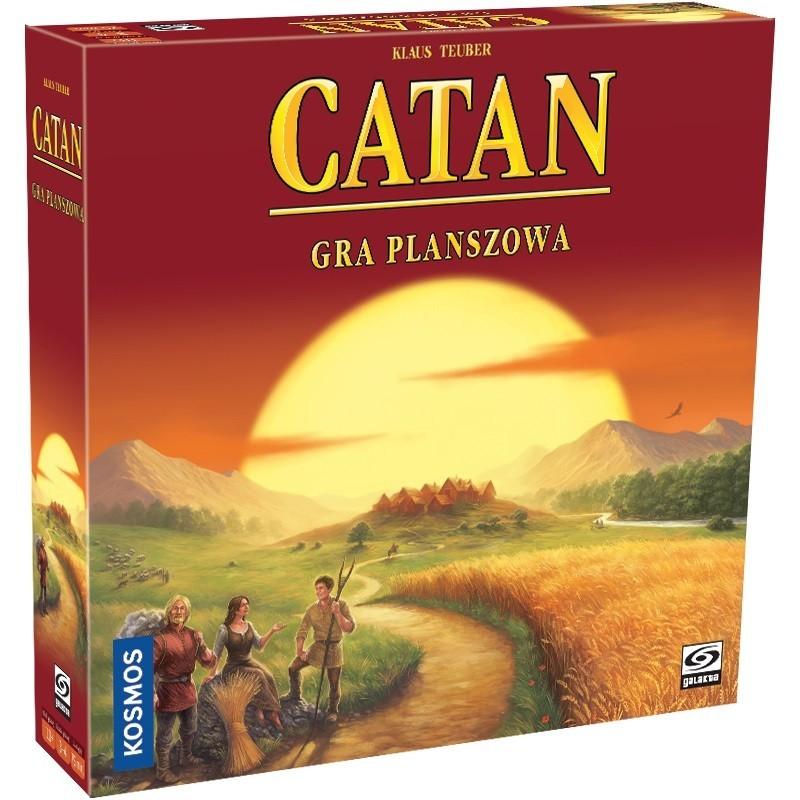 Catan. Osadnicy z Catanu