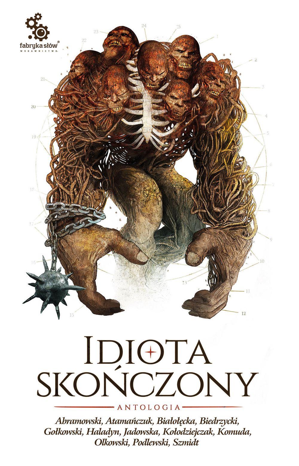 Idiota skończony. Antologia