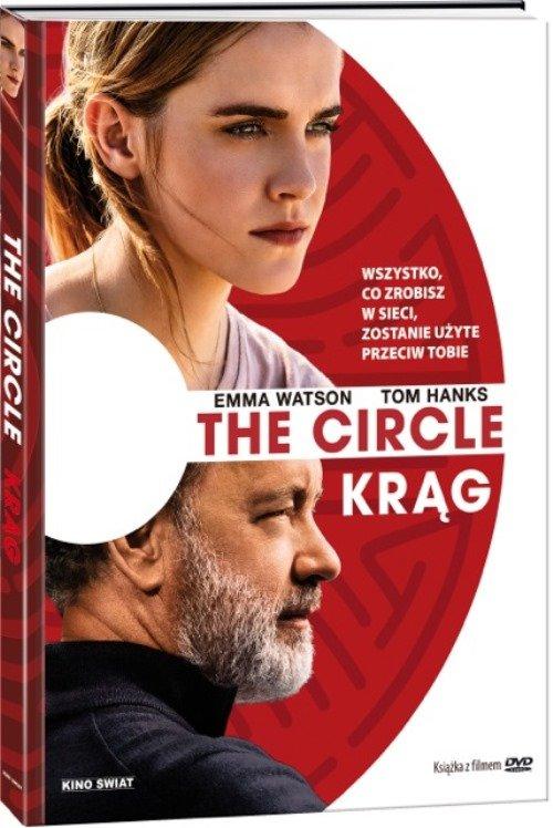 The Circle. Krąg DVD + książka