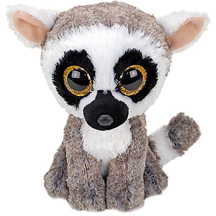 Beanie Boos Linus - Lemur 24cm