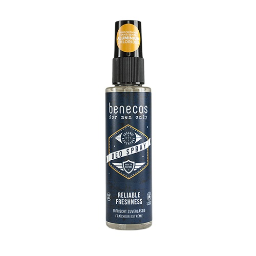 For Men Only Dezodorant w sprayu naturalny odświeżający dezodorant w sprayu
