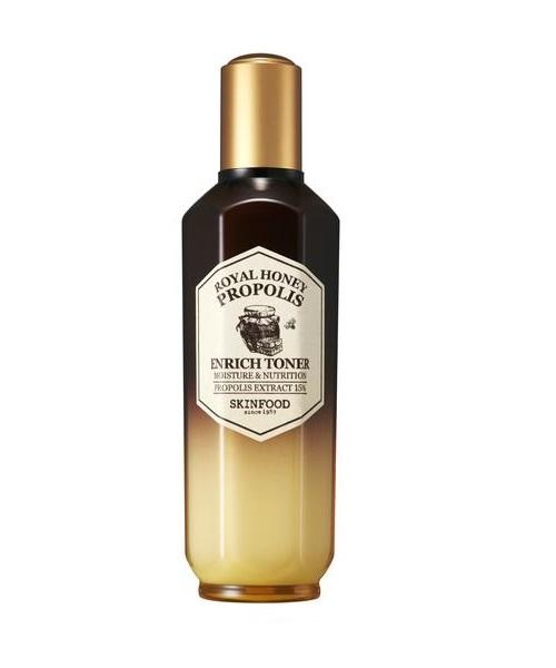 Royal Honey Propolis Enrich Toner nawilżająco-naprawczy tonik do twarzy