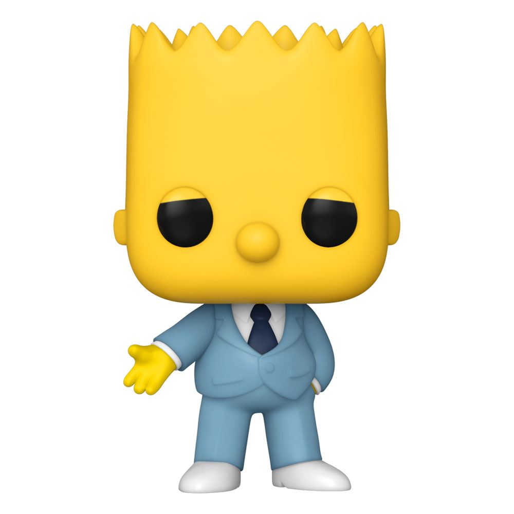 Funko POP Animation: The Simpsons - Gangster Bart