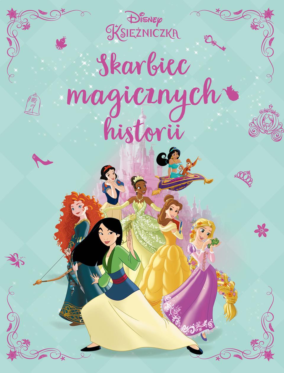Skarbiec magicznych historii. Disney Księżniczka