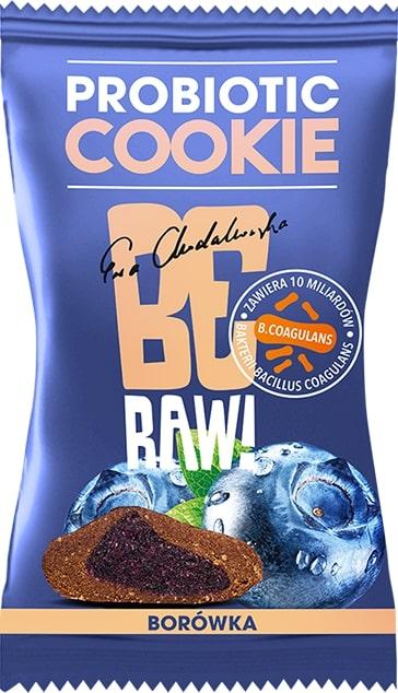 Probiotic Cookie Borówka