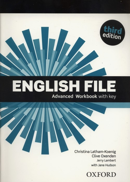 English File 3Ed Advanced WB + key