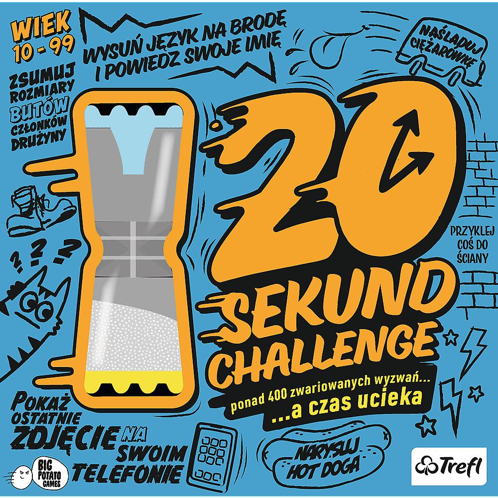 20 sekund challenge
