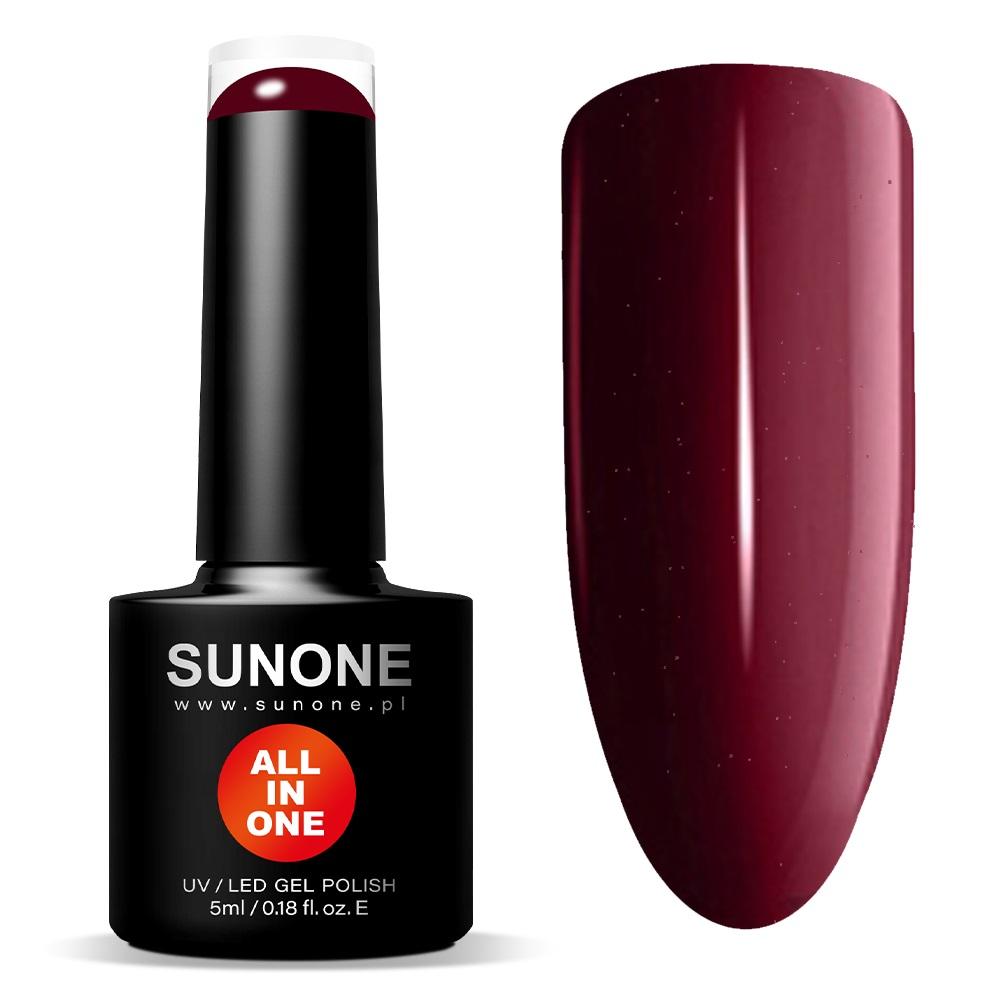 SUNONE_All In One lakier hybrydowy 3w1 C18 Cleo