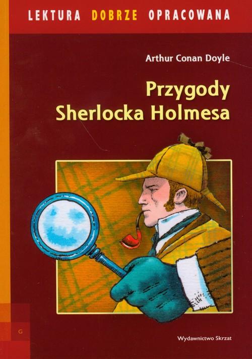 Lektura dobrze oprac. - Przygody Sherlocka Holmesa