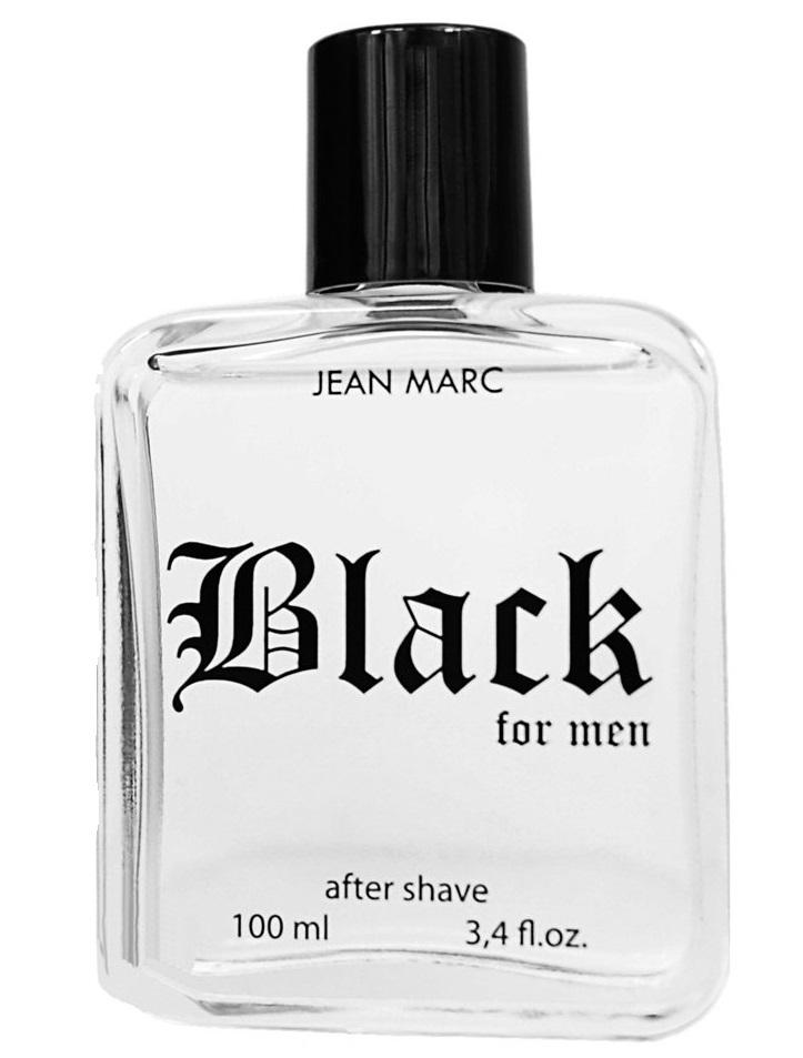 X Black For Men Woda po goleniu