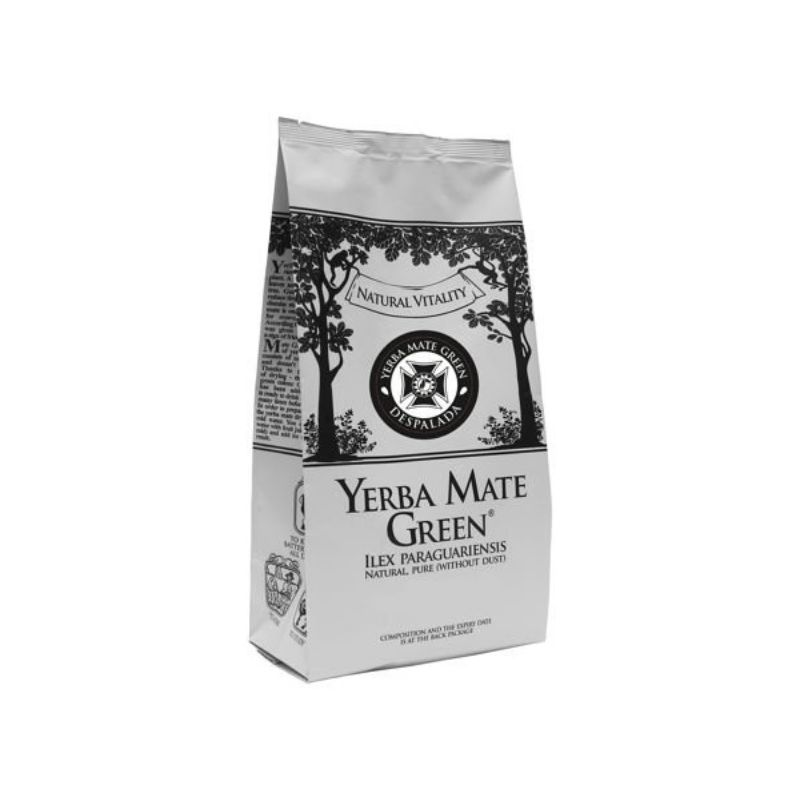 Yerba Mate: Frutas + Mas Energia Guarana + Despalada Zestaw