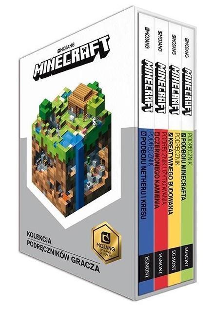 Minecraft. Kolekcja podręczników gracza