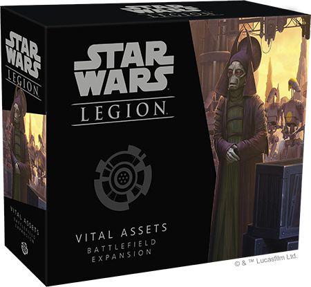 Star Wars: Legion - Vital Assets Battlefield Expansion