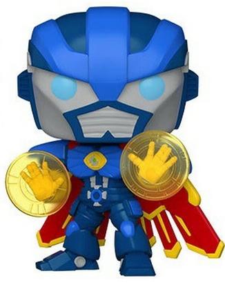 Funko POP Marvel: Avengers MechStrike - Doctor Strange